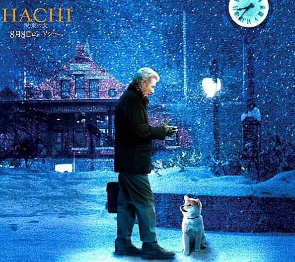 Hachi poster3
