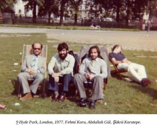 fehmi koru abdul gul sukru karatepe london1977