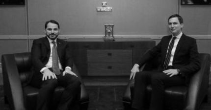 berat albayrak ve trump damadi2