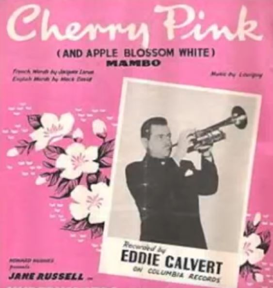eddie calvert cherry pink and
